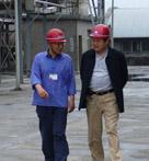 公司股东宜昌明珠磷化董事长唐兴培到公司调研